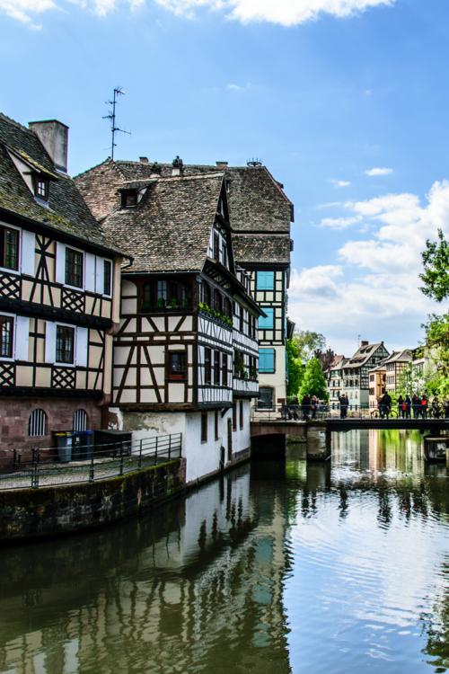 Wochenendtrip nach Straßburg